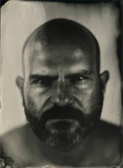 David Morisson — Les Derniers Trappeurs, tatoueurs à Paris