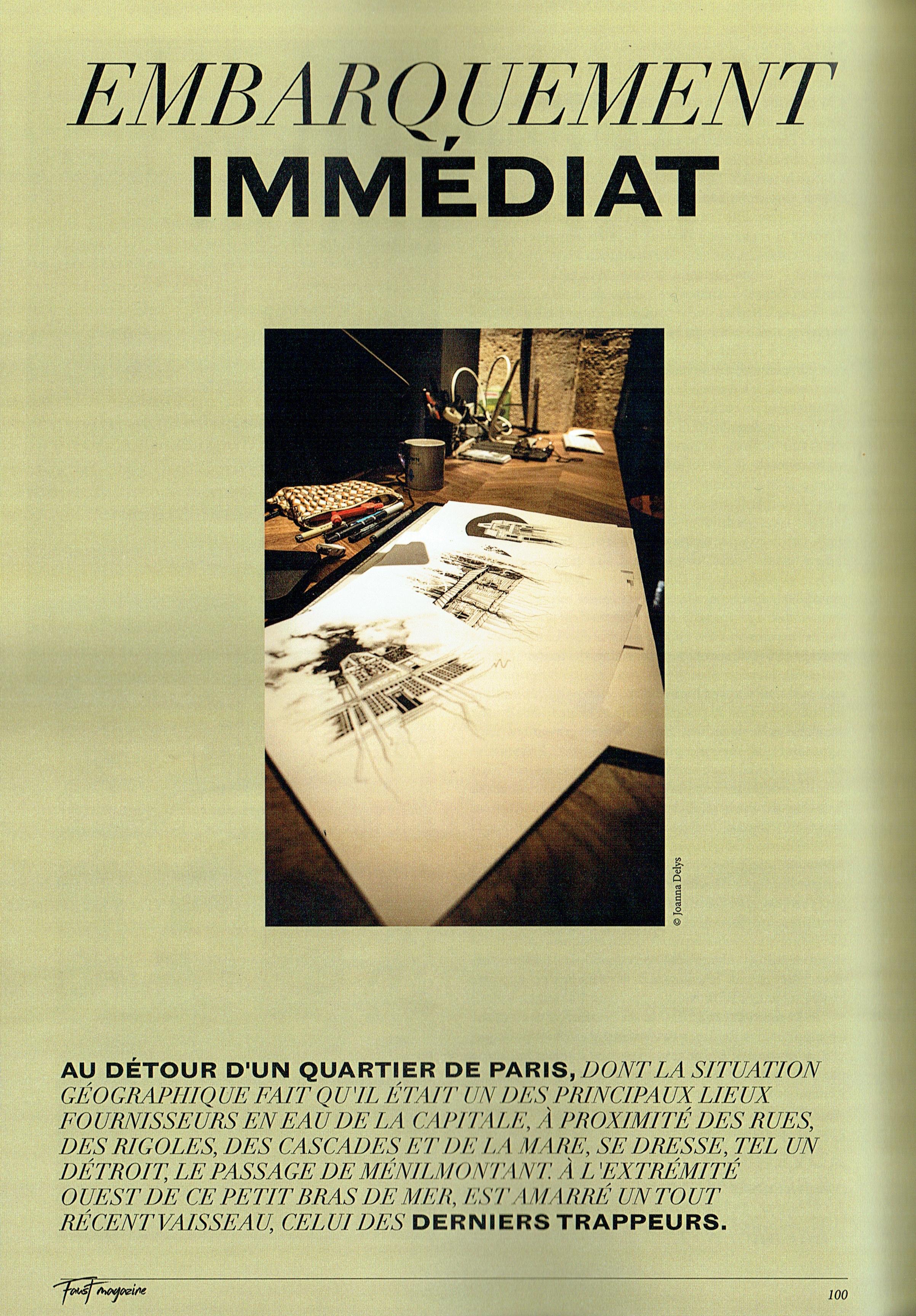 Presse – Faust Magazine