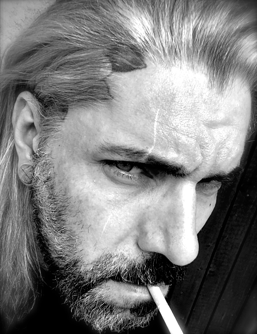 Portrait – Roberto Dardini