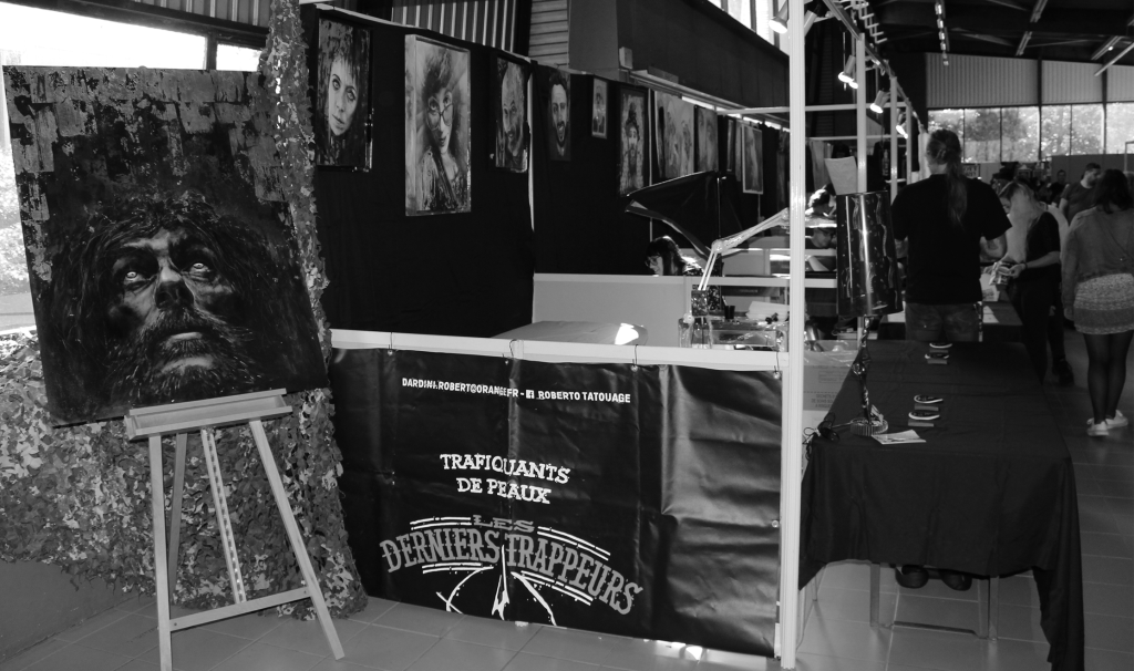 Convention Nantes 2018 - Les derniers trappeurs