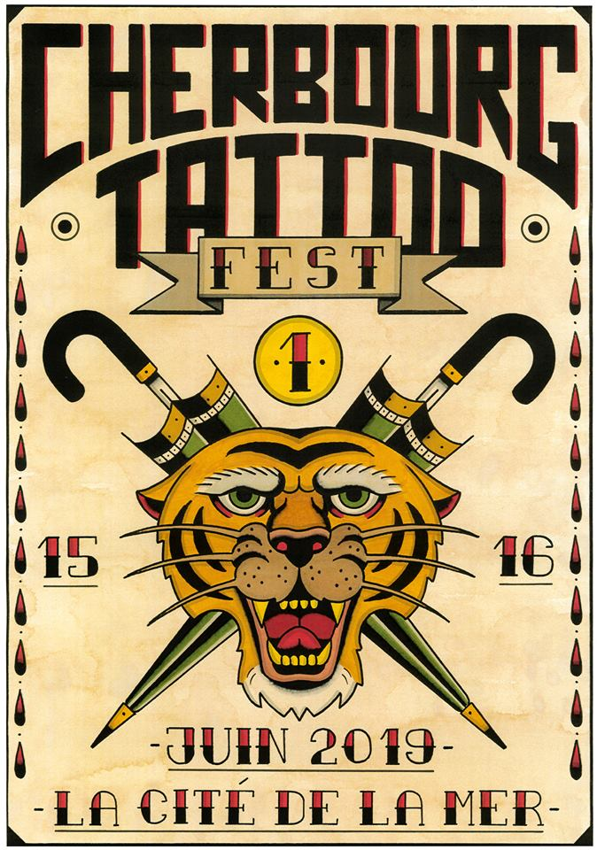 Cherbourg Tattoo Fest 2019